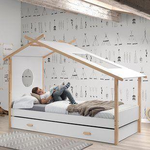 los angeles 4ded3 4c60b Kids Beds, Children's Beds & Bunk / Cabin Beds | Wayfair.co ...