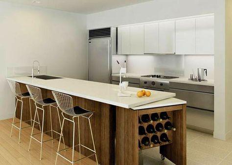 Cozinhas Planejadas Pequenas Com Bancada De Granito Com Imagens