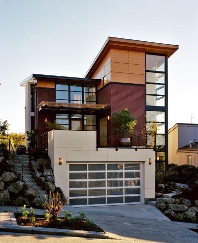 Modern House Exterior Design modern exterior house design idea