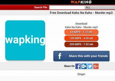 Wapking Download Movies Mp3 Song Videos Www Wapking Com Tecng Mp3 Song Download Movies Songs