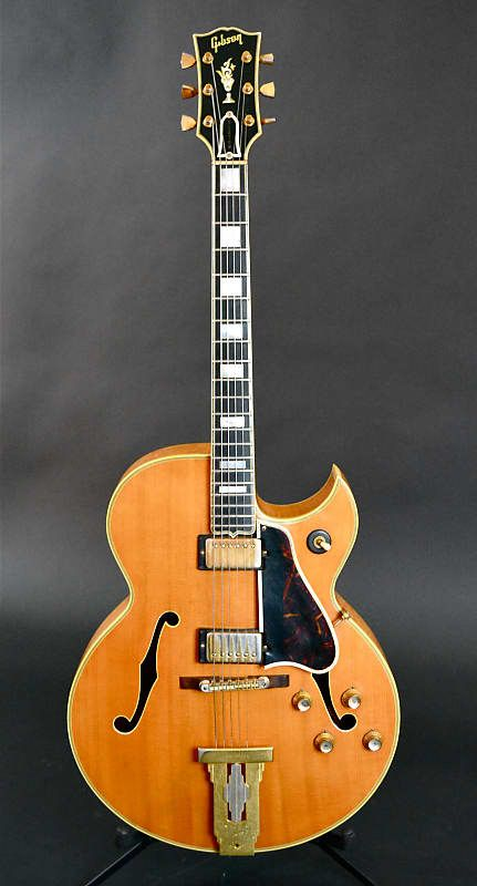 Gibson L5 Cesn 1963 Blonde With Images Gibson Guitars Guitar