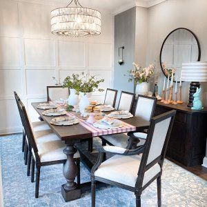 Adeline Crystal Chandelier In 2020 Chandelier Home Dining Room