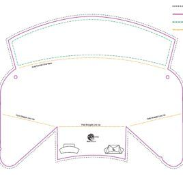 28 Images Of Template Free Printable Of Nurses Cap How To Make A Paper Nurse Hat Template In 2020 Nurse Hat Nursing Cap Templates Printable Free