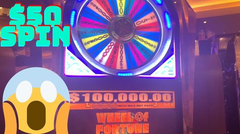 💴 Wheel of fortune CHALLENGE ➡️ up to $50/spin! #short #shorts #wheeloffortune #slot #slots - YouTube