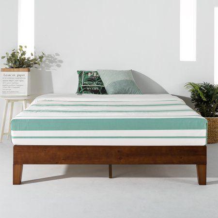Home Solid Wood Platform Bed Wood Platform Bed Bed Frame