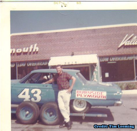 Bench Racing From The Volunteer State August 8 This Day In Petty History Part 2 Richard Petty Petty Nascar Racing