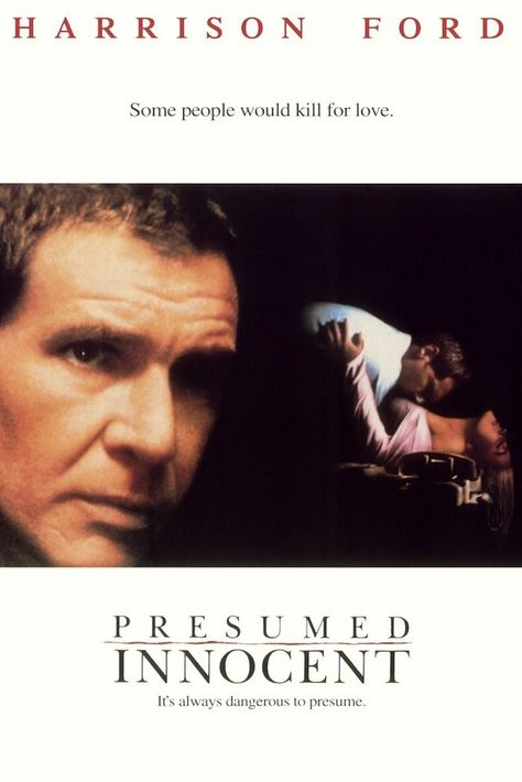 click image to watch Presumed Innocent (1990) wOw Pinterest - presumed innocent ending