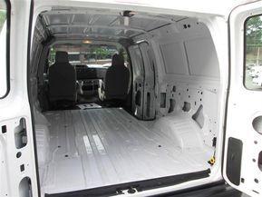 Ford E 150 Cargo Van Interior Dimensions Cargo Van Van Interior