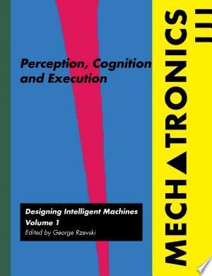 Mechatronics Designing Intelligent Machines Volume 1 Pdf Download In 2020 Mechatronics Book Reader False Book