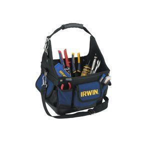 20 inch Power Hand Tool Small Parts Bag Storage Organizer Tote Shoulder Strap