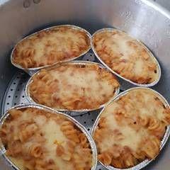 Resep Schotel Macaroni Bolognese Kukus Oleh Rhinie S Kitchen Cookpad Makanan Ringan Manis Resep Masakan Resep