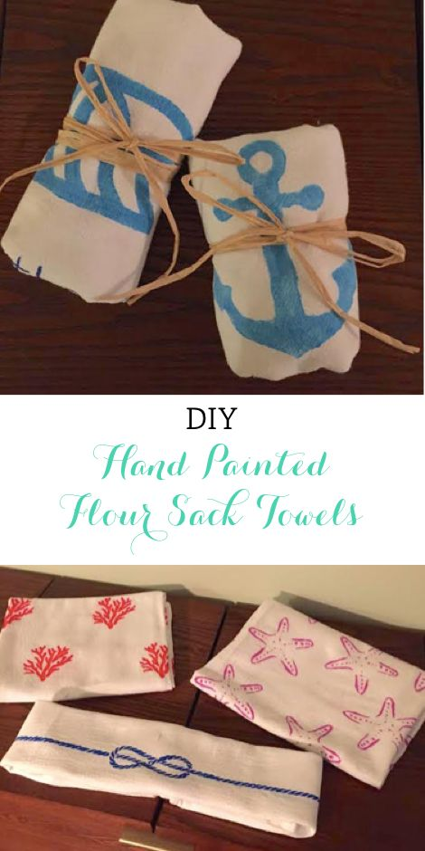 Diy gifts sewing hand towels New Ideas