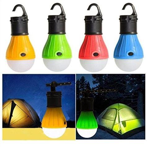 Batterien Batterien Campingbeleuchtung Zeltbeleuchtung Hangendes Zelt
