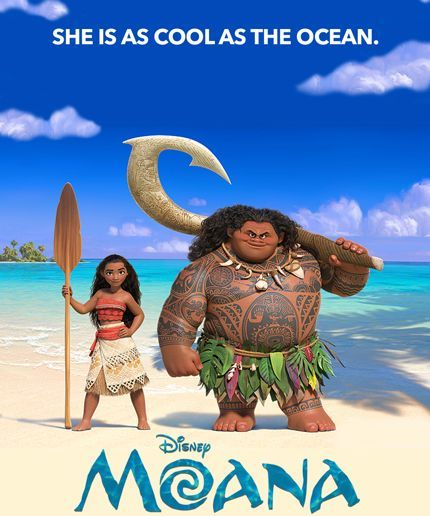 Why People Are Upset At The Rock's Character In Disney's Moana+#refinery29