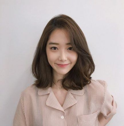 61 Trendy Hair Short Curly Natural Beautiful Medium Hair Styles Asian Short Hair Korean Short Hair