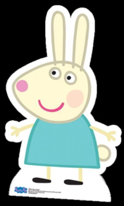 Peppa Pigs Rebecca Rabbit  Collectible...