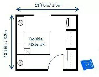 Pin By Sam Avenido On Kwarto Ideas Bedroom Size Master Bedroom Layout Small Bedroom Layout