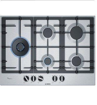 Show Details For Bosch Pcs7a5b90a 75cm 5 Burner Gas Cooktop Cooker Hoods Gas Cooktop Gas Cooker