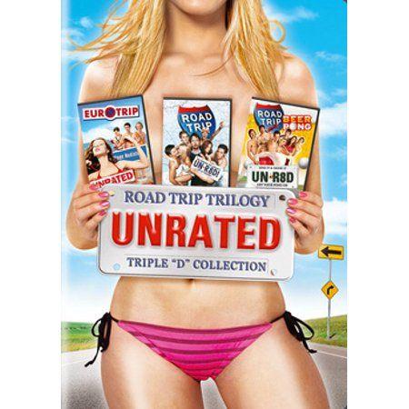 Road Trip Trilogy Unrated Dvd Walmart Com Road Trip Trilogy Trip