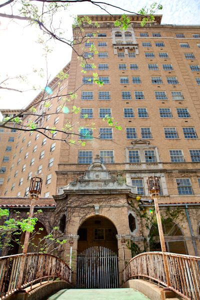 Baker Hotel Mineral Wells Texas Hometown Kinda Miss Sometimes Hotels Pinterest Olympic Size Swimming Pool And Minerals