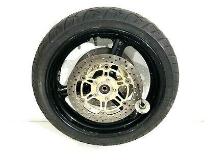 Sponsored Ebay Suzuki Gsx600 Katana Front Wheel Tire Assy 17xmt3 50 98 03 600 750 Wheel Wheel Rims Motorcycle Parts And Accessories