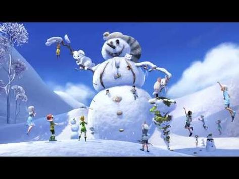 Secret Of The Wings - How To Build A Snowman - YouTube Use in writing a how to on building a snowman for writing