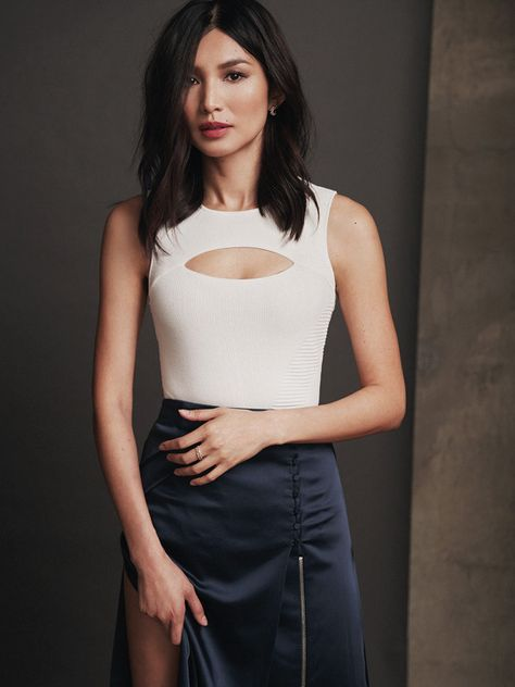 Favorite Photoshoots | Gemma Chan photographed by Gray Hamner for The Laterals (2018)