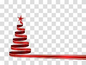 Christmas Tree Christmas Decoration Star Of Bethlehem Christmas Ribbon Transparent Christmas Tree Clipart Christmas Ornament Frame Christmas Gift Decorations