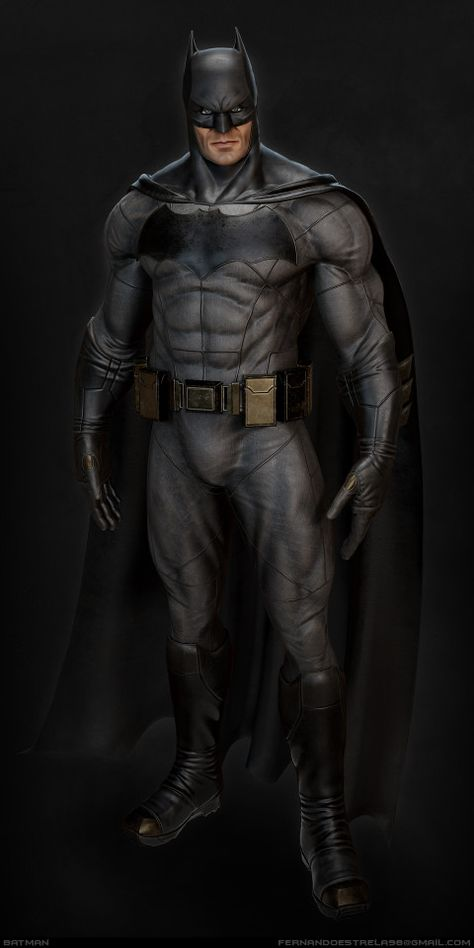 Batman Gotham Knight, Batman Dark, Batman The Dark Knight, Batman Vs Superman, Ben Affleck, Comic Book Characters, Comic Character, Batman Concept Art, Batman Redesign