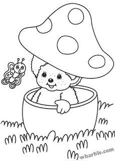 50 Desenhos Moldes E Riscos De Cogumelo Para Colorir Pintar Imprimir Muitos Desenhos De Cogumelos Espaco Educar Desenhos Para Col Desenhos Colorir Molde