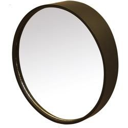 Runde Spiegel Wc Dekoration Schwarz Und Badezimmerspiegel