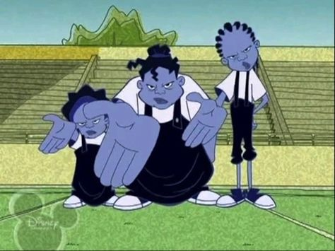 Weird Sisters Proud Family 3