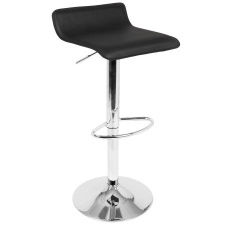 Fabulous Riko Adjustable Stool 87Cm To 109Cm Structube Caraccident5 Cool Chair Designs And Ideas Caraccident5Info