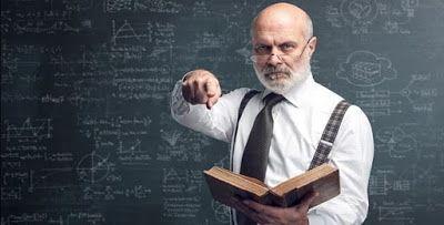 تفسير رؤية المعلم في المنام Teacher