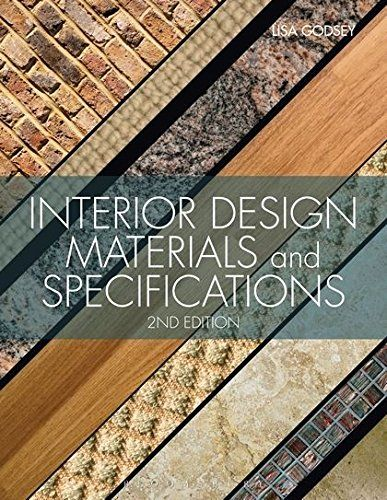 1609012291 Interior Design Materials And Specifications 2nd