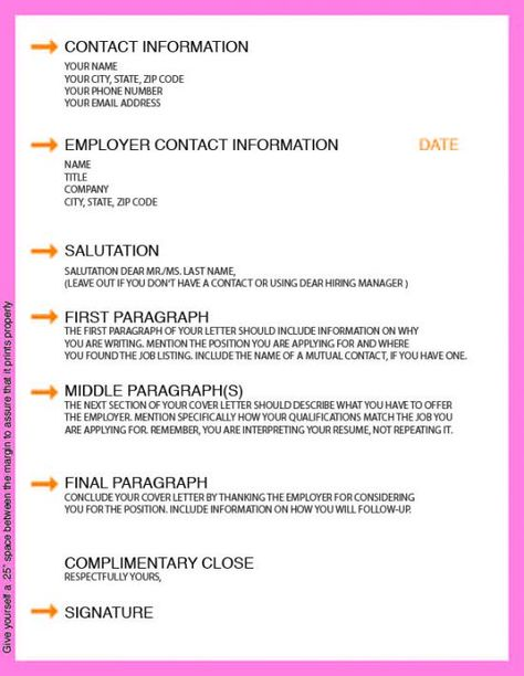 Resume Cover Letter Templates resume examples Pinterest - what a cover letter should include