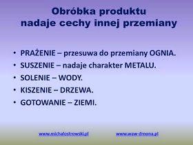 Blog Michala Ostrowskiego Kuchnia Pieciu Przemian In 2020 Gotowanie Blog Kuchnia