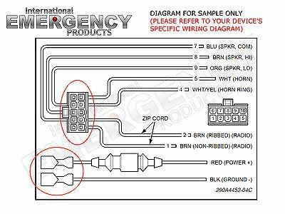 Federal Signal Legend Lightbar Wiring Diagram   wiring ... on