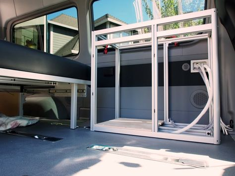 8020 use for camper conversion (28 photos) Sprinter camper - finke küchen angebote