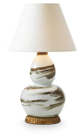 See The Gorgeous Portfolio Of Architect Anna Evans Design Chic Brown Lamps Bunny Williams Home Table Lamp