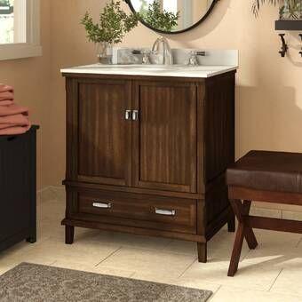Knighten 17 Single Bathroom Vanity Set In 2020 With Images 30