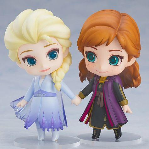 Nendoroid: Frozen 2- Anna (Travel Dress Ver.) #1442