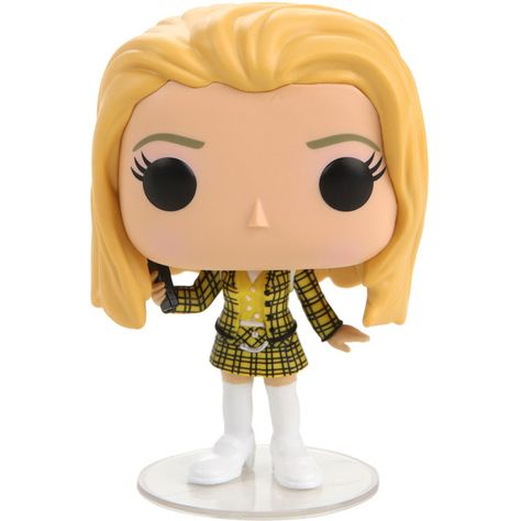 high quality recognized brands a few days away Hot Topic Funko Clueless Pop! Movies Cher Vinyl Figure ($13 ...