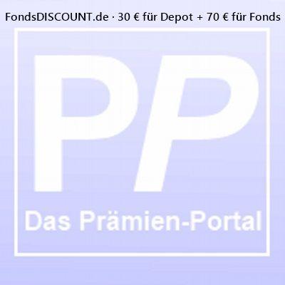Fondsdiscount De 30 Fur Depot 70 Fur Fonds Girokonto Tagesgeldkonto Kreditkarte