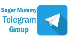 Join New Sugar Mummy Telegram Group | Suger mum in 2019