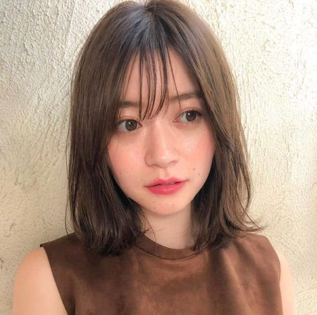 40代髪型 おすすめ ミディアム ヘアカタログlala ララ 髪型