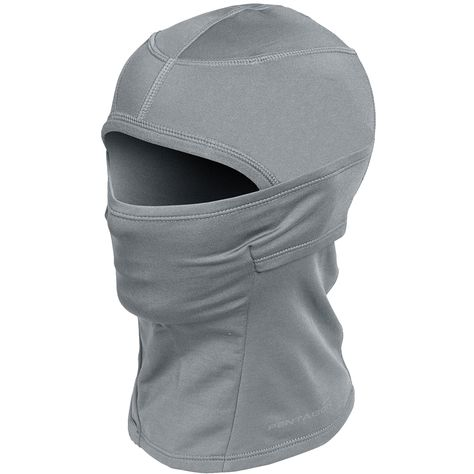 Montane Unisex Punk Balaclava Black Sports Outdoors Warm Windproof Breathable