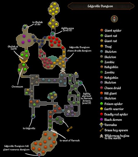 Ice Queenu0027s Lair Ice queen and Queens - new osrs world map in game