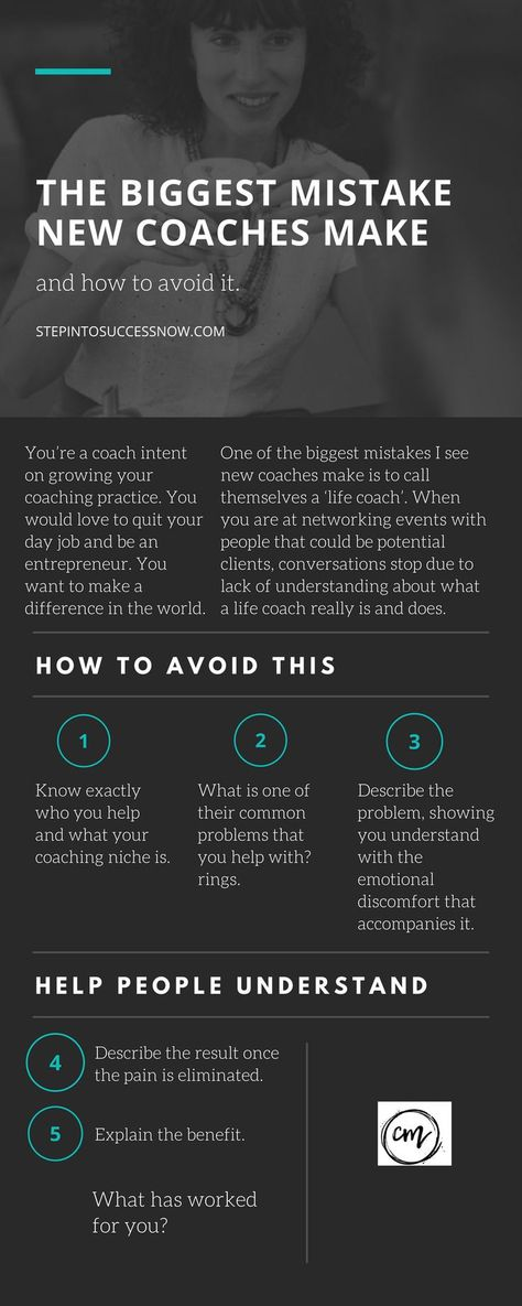 147 Proven Niches for Your Coaching and Wellness Business page