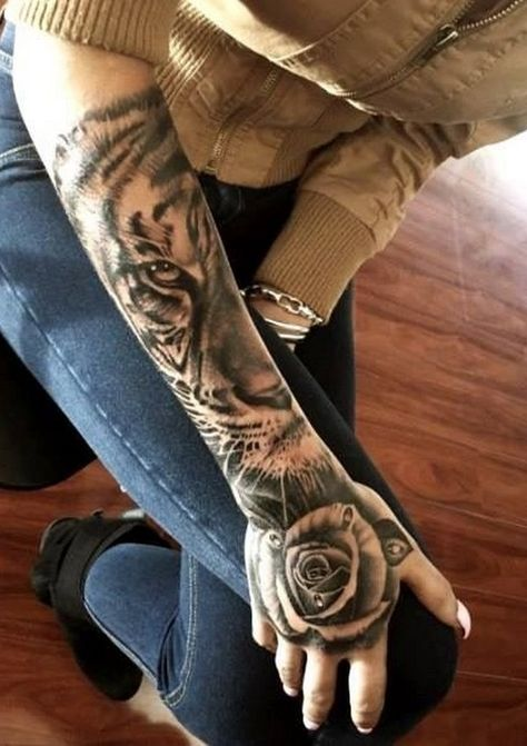 There is something magical and attractive about sleeve tattoos for women. Learn more about sleeve tattoos with us!